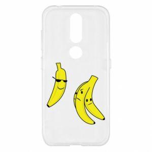 Etui na Nokia 4.2 Banan w okularach