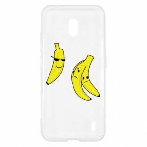 Etui na Nokia 2.2 Banan w okularach