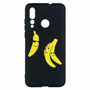Etui na Huawei Nova 4 Banan w okularach