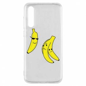 Etui na Huawei P20 Pro Banan w okularach