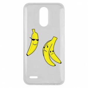 Etui na Lg K10 2017 Banan w okularach