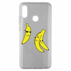 Etui na Huawei Honor 10 Lite Banan w okularach
