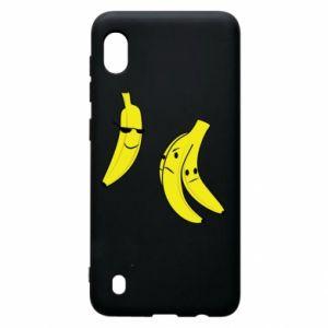 Etui na Samsung A10 Banan w okularach