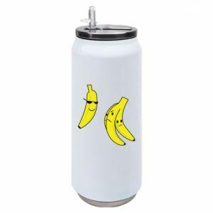 Puszka termiczna Banan w okularach