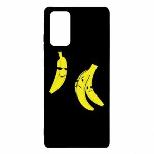 Etui na Samsung Note 20 Banan w okularach