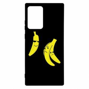 Etui na Samsung Note 20 Ultra Banan w okularach