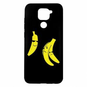Etui na Xiaomi Redmi Note 9/Redmi 10X Banan w okularach