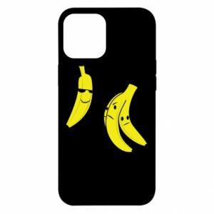 Etui na iPhone 12 Pro Max Banan w okularach