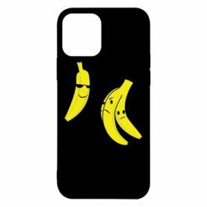Etui na iPhone 12/12 Pro Banan w okularach