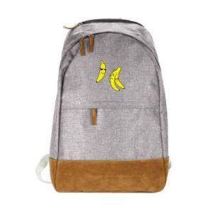 Miejski plecak Banan w okularach