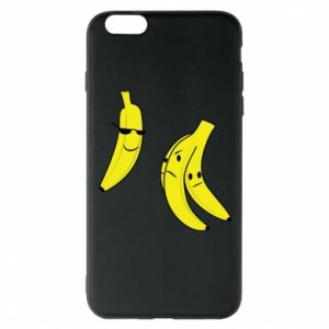 Phone case for iPhone 6 Plus/6S Plus Banana in glasses