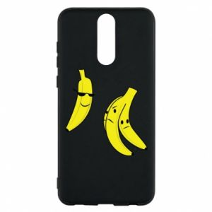 Phone case for Huawei Mate 10 Lite Banana in glasses