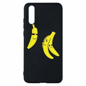 Phone case for Huawei P20 Banana in glasses