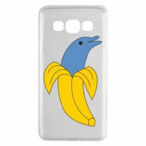 Etui na Samsung A3 2015 Banana dolphin