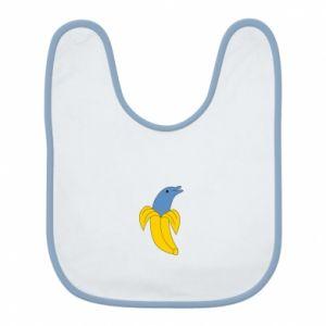 Bib Banana dolphin - PrintSalon