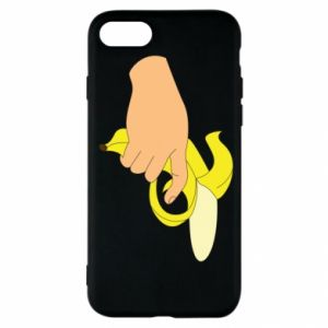 Etui na iPhone SE 2020 Banana Shot