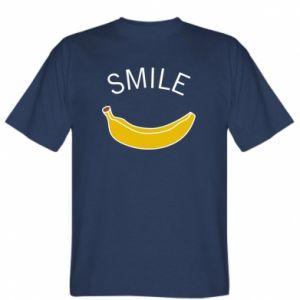 T-shirt Banana smile
