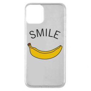 Etui na iPhone 11 Banana smile