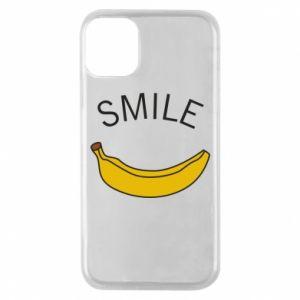 Etui na iPhone 11 Pro Banana smile