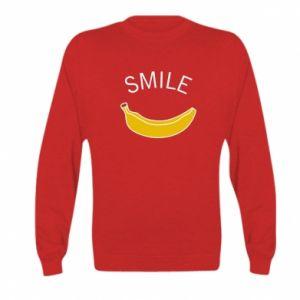 Bluza dziecięca Banana smile