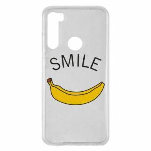 Etui na Xiaomi Redmi Note 8 Banana smile