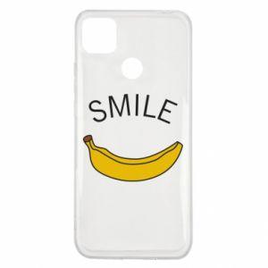 Etui na Xiaomi Redmi 9c Banana smile