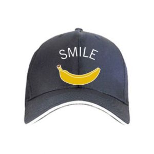 Cap Banana smile