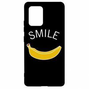 Etui na Samsung S10 Lite Banana smile