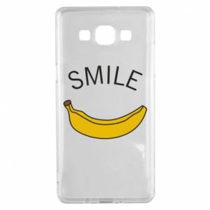Etui na Samsung A5 2015 Banana smile
