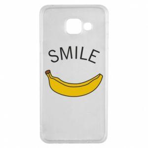 Etui na Samsung A3 2016 Banana smile