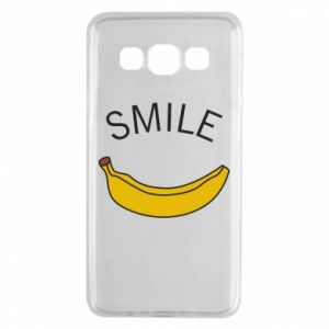 Etui na Samsung A3 2015 Banana smile