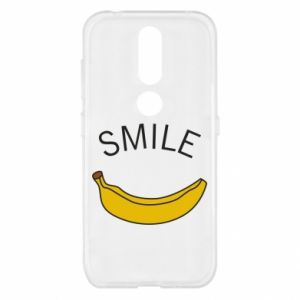 Etui na Nokia 4.2 Banana smile