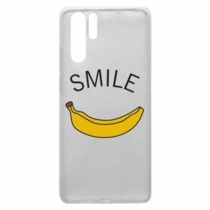 Etui na Huawei P30 Pro Banana smile