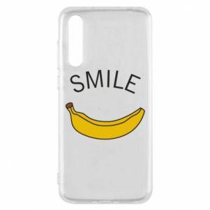 Etui na Huawei P20 Pro Banana smile