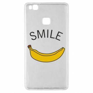 Etui na Huawei P9 Lite Banana smile