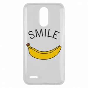 Etui na Lg K10 2017 Banana smile
