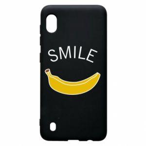 Etui na Samsung A10 Banana smile