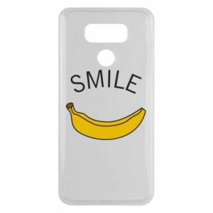 Etui na LG G6 Banana smile