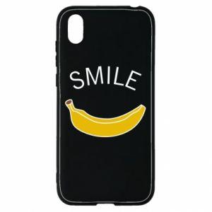 Etui na Huawei Y5 2019 Banana smile