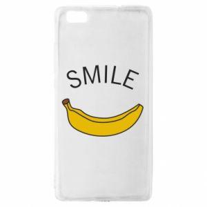 Etui na Huawei P 8 Lite Banana smile