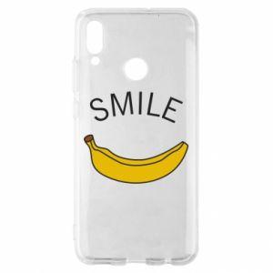 Etui na Huawei P Smart 2019 Banana smile