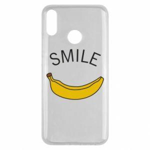Etui na Huawei Y9 2019 Banana smile