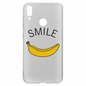 Etui na Huawei Y7 2019 Banana smile