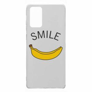 Etui na Samsung Note 20 Banana smile