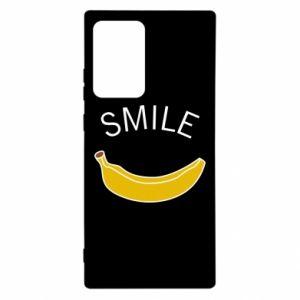 Etui na Samsung Note 20 Ultra Banana smile