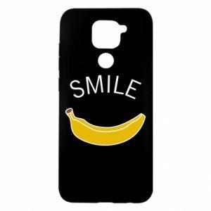 Etui na Xiaomi Redmi Note 9/Redmi 10X Banana smile