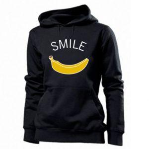 Damska bluza Banana smile