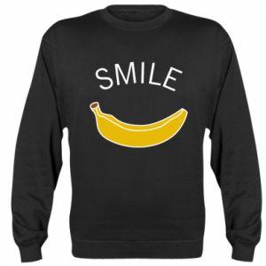Bluza (raglan) Banana smile