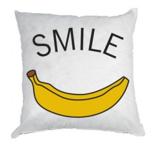 Poduszka Banana smile