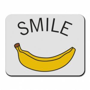 Mouse pad Banana smile